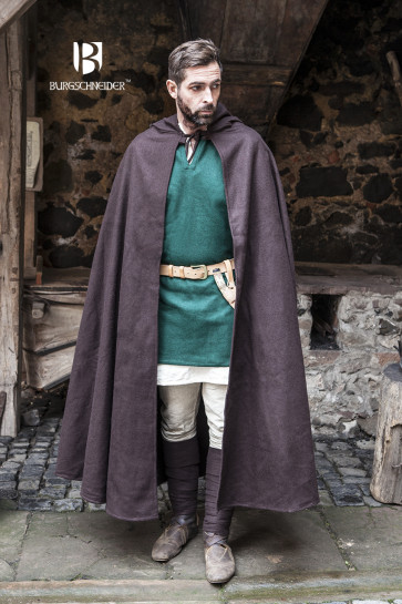 Late Middle Ages Cloak Hibernus by Burgschneider
