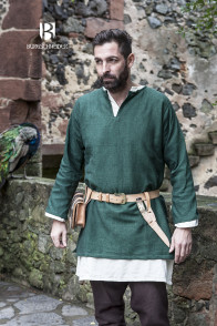 Garment Set Erik with Undertunic and Outer Tunic