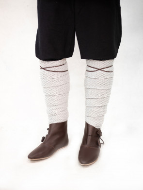 Knitted Wool Winingas Askil - Grey