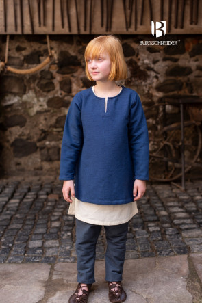 Children's Tunic Eriksson - Blue