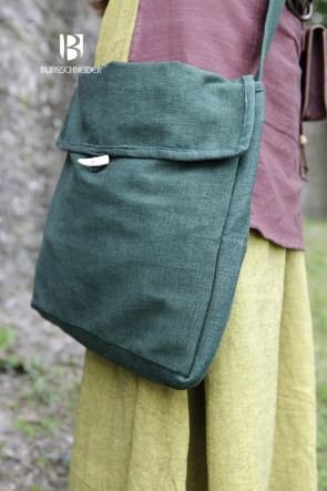 Close-up of shoulder bag Ehwaz by Burgschneider