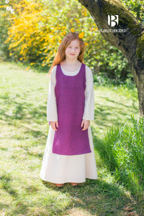 Children's Garment Set Ylvi with Underdress and Overdress