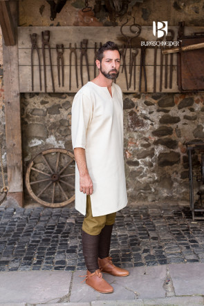 3/4 Arm Undertunic Lofar - Natural